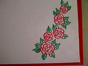 Schöne Muster Zum Selber Malen : blume zeichnen zum muttertag vatertag valentinstag oder geburtstag sehr einfach zeichnen lernen ~ Orissabook.com Haus und Dekorationen