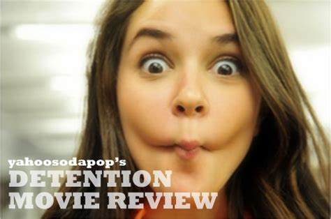 Making Lemonade Detention Movie Review I Dont Normally