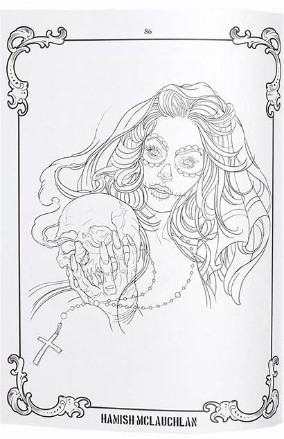 Project Coloring Pages Mc2 Books Template Sketch