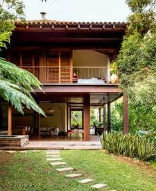 harmonious tropical style house plans 25 best ideas about tropical houses on