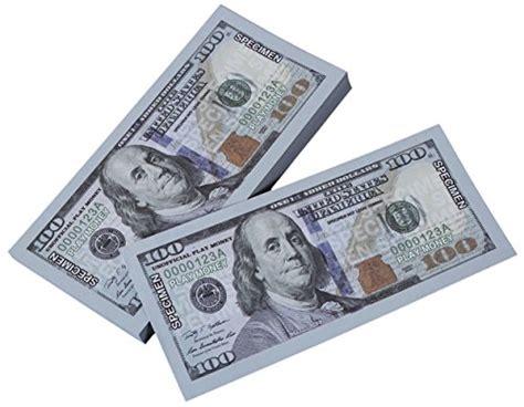 paper playing money    dollar bills