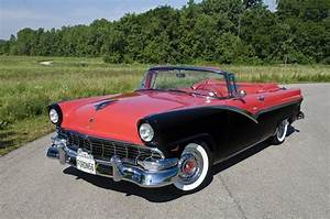 Classic Recollections  1956 Ford Fairlane Sunliner