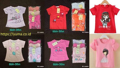 Wk100556 Baju Import supplier grosir baju anak import murah tanah abang tangan