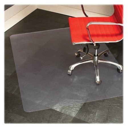 Clear Floor Mats For Hardwood Floors - es robbins hardwood floor chair mat 132321 walmart