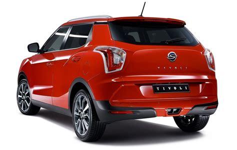 SsangYong Tivoli - A Small Car Ready to Smash the Market ...