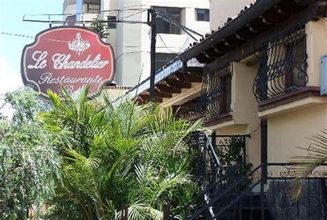 cuisine cr駮le le chandelier restaurant in los yoses pura vida guide costa rica