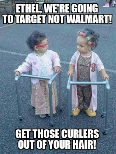 Old Lady College Meme - 25 walmart humor pictures quotes and humor