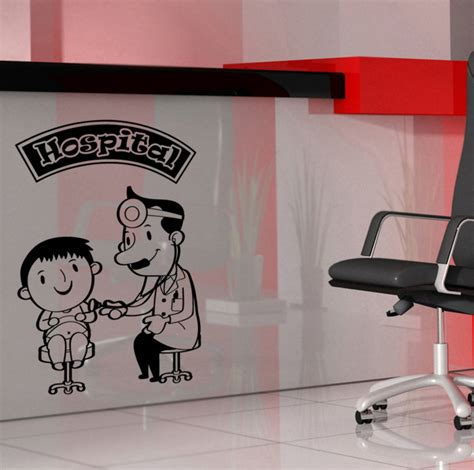 Hospital Vinyl Wall Decal Doctor Children Clinic Hospital. Youth Murals. Milad Banners. Sleeping Signs Of Stroke. Classic Motorcycle Stickers. Marathi Wikipedia Banners. Divya Logo. Silverado Hood Decals. Tool Lettering