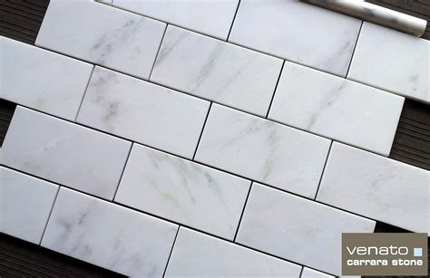 faux marble tile carrera the builder depot blog
