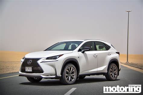 Review Lexus Nx by 2015 Lexus Nx 200t Reviewmotoring Middle East Car