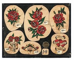Vintage Tattoo Flash: 100 Years of Traditional Tattoos ...