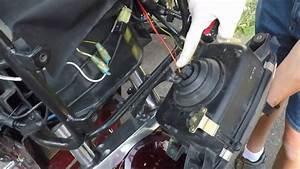 Kawasaki Voyager Xii Radio Removal