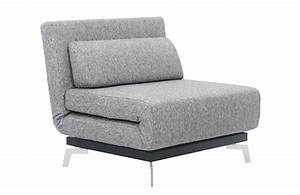 fauteuil convertible design loveseat plus gris pivotant With fauteuil design convertible