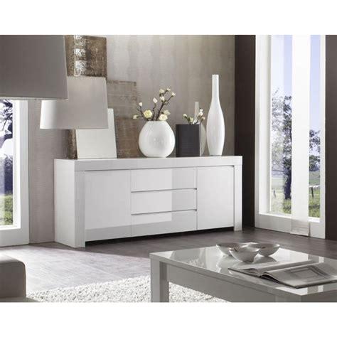 meuble cuisine laqué blanc meuble salle a manger blanc laque valdiz