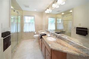His, And, Hers, Sinks, In, Capital, Region, Bathroom, Remodel, By