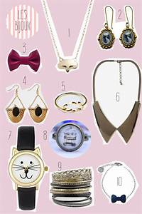 20 accessoires a petit prix a posseder absolument le for Bijoux a petit prix