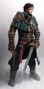 Male Human Fighter- Sword Armor | Pathfinder | Pinterest ...