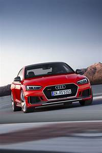 The New Audi Rs5 Is Very Easy On The Eyes News