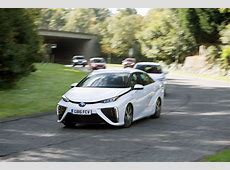 Does the Toyota Mirai prove hydrogen power has a future