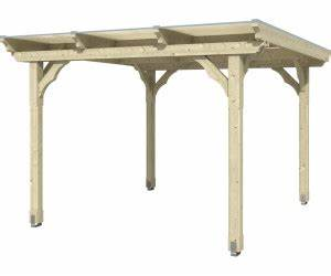 Pavillon 3x3 Holz : skan holz marseille holz pavillon 3 27 x 3 50 m ab preisvergleich bei ~ Buech-reservation.com Haus und Dekorationen