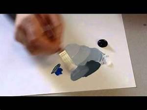 Comment Faire Du Gris En Peinture : cours beaux arts couleur primaire et couleur secondaire partie 2 youtube ~ Preciouscoupons.com Idées de Décoration