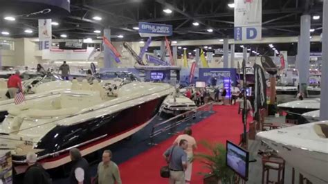 Miami Boat Show Statistics by Boating Enthusiasts Flock To The Miami International Boat