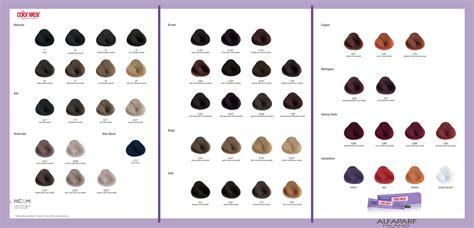 alfaparf color alfaparf color wear evolution tone on tone color swatch