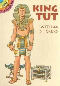 King Tut Mask Craft For Kids Happy Brown House
