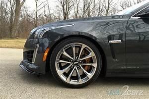 2016 Cadillac CTS-V Review Web2Carz