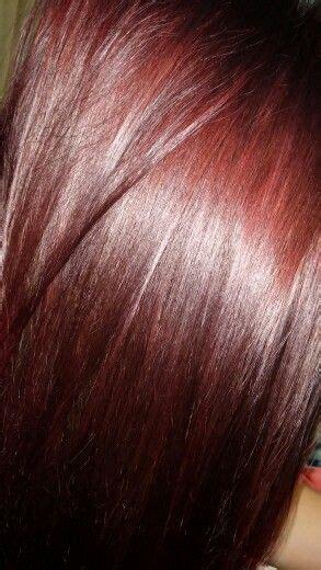 Cherry Coke Hair Blonde