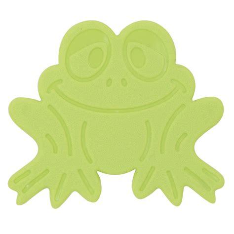 tapis antid 233 rapant vert pour baignoire douche