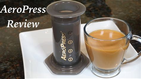 The aeropress coffee maker was invented by alan adler in the year 2005. Aeropress Coffee and Espresso Maker Review - YouTube