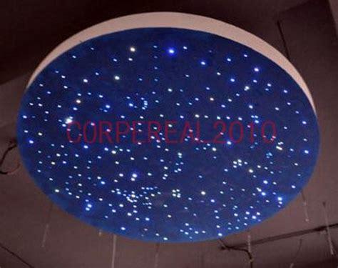 diy multi color led l fiber optic lighting 150 strand