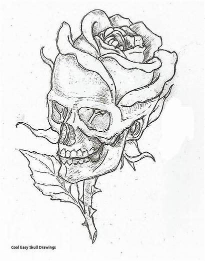 Drawings Cool Skulls Clipart Webcomicms Clip