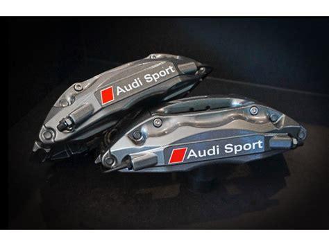 audi sport aufkleber aufkleber passend f 252 r audi bremssattel aufkleber audi