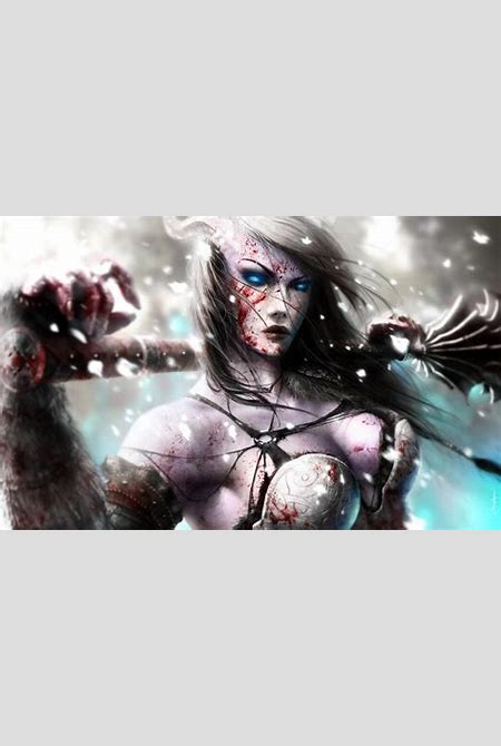 Women Warrior Full HD Wallpaper and Background Image   2560x1600   ID:371277