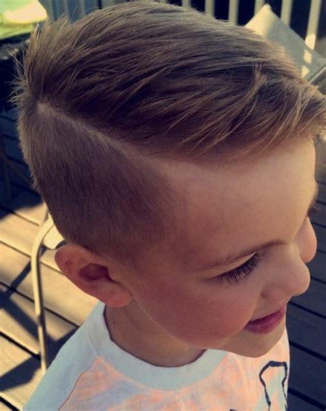 Coupe garu00e7on - 80 superbes idu00e9es de coiffure pour les jeunes messieurs
