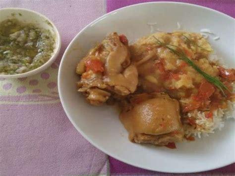 recettes de cochon et riz