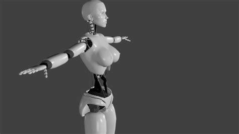 female robot downloadfreedcom