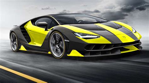 #cars Lamborghini Centenario New Concept Car 2016
