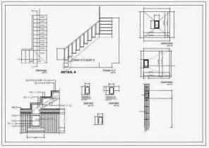 JASA EKSTERIOR INTERIOR DESAIN: Desain Detail Tangga