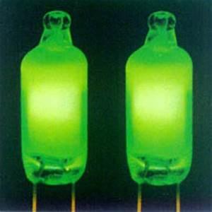 China Green Neon Lamp NE 2G China Green Neon Lamp
