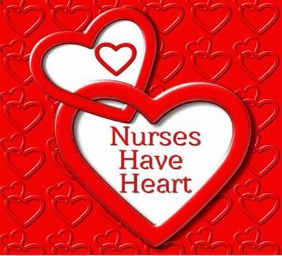 Nurses Week Nurse Heart Happy Thank Nursing