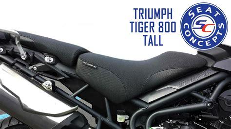 seat concepts triumph tiger xc   tall