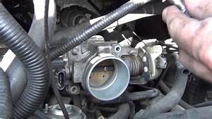 How To Clean A Throttle Body And Idle Air Control Valve