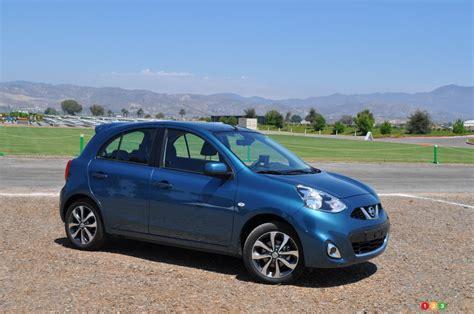 nissan micra car reviews auto