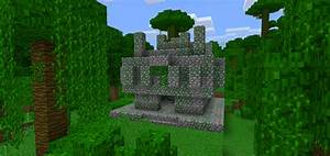 317572487 Ancient Jungle Temple In Front Of Spawn
