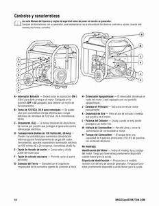 Briggs  U0026 Stratton 030547 00 User Manual Generator Manuals