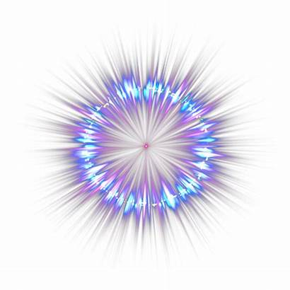 Neon Fireworks Clipart Transparent Overlay Colorful Mask