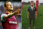John Terry posts picture of son Georgie caked in mud while ...